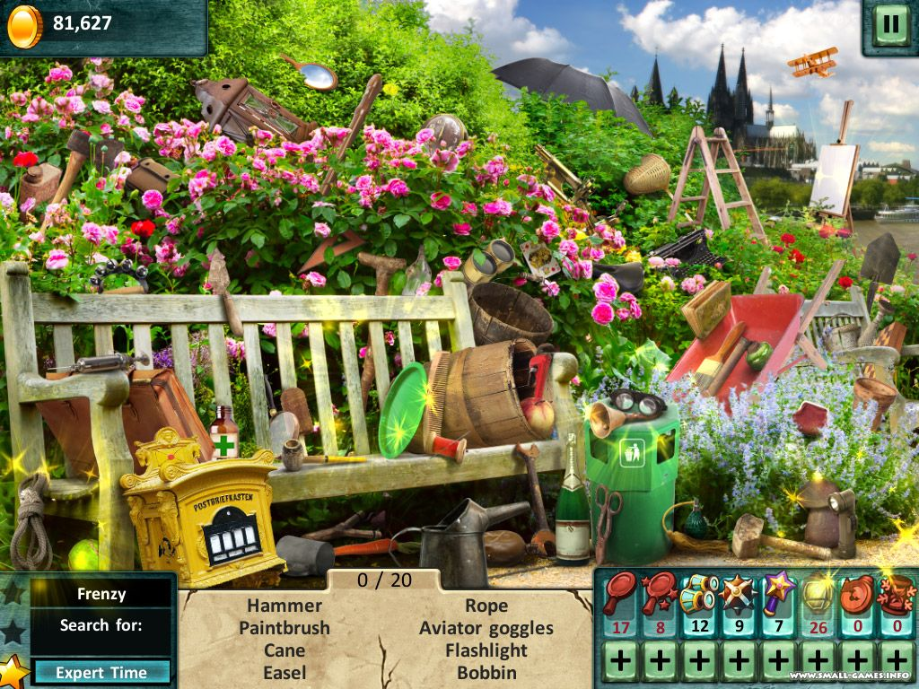 wimmelbilder hidden objects
