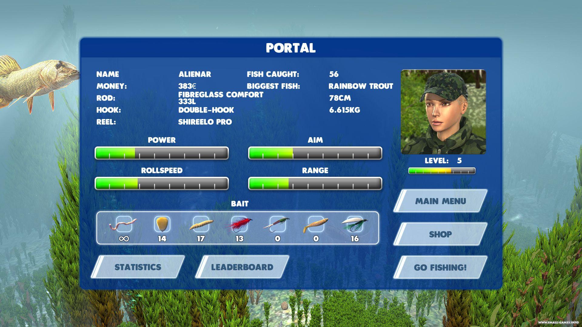 3d arcade fishing v1 0 7 2016 eng for Arcade fishing games