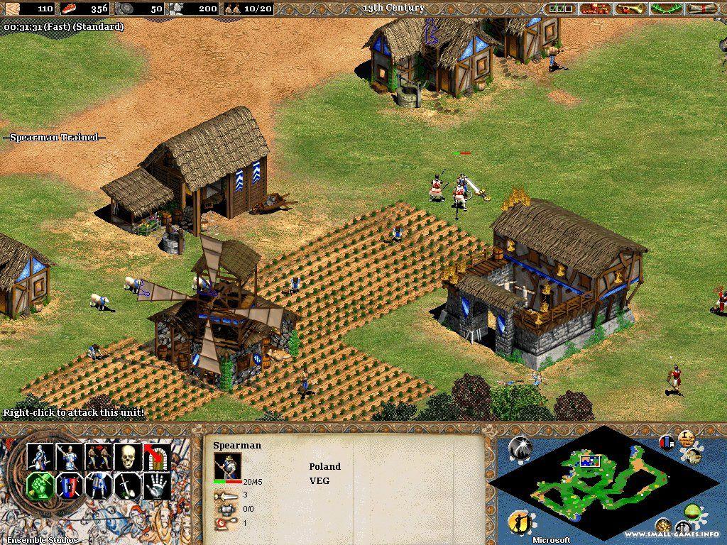 игра эпоха империй 2 скачать торрент