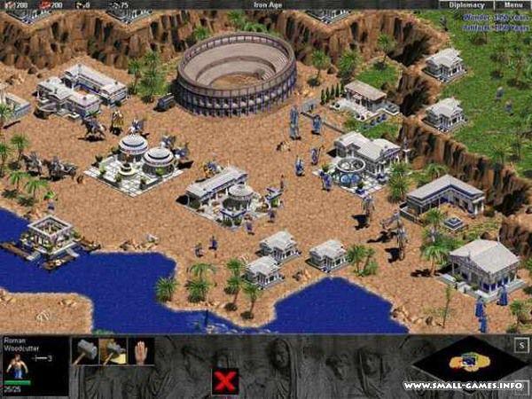 Скачать игру Эпоха Империи на Комп