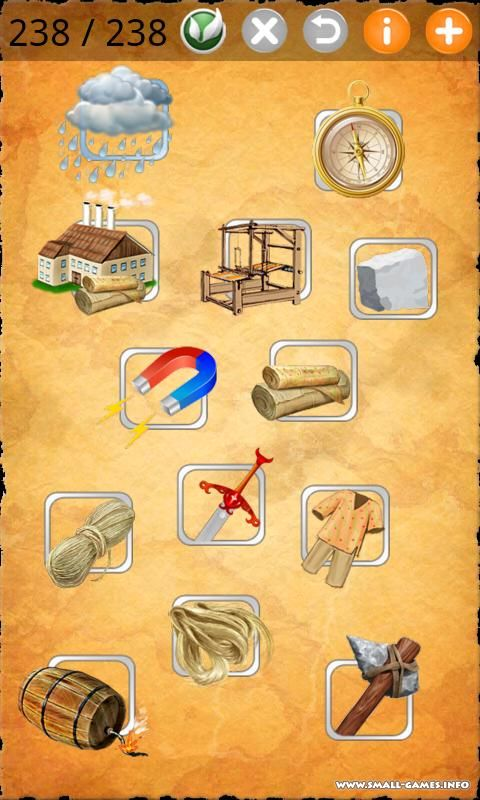 Android: Alchemy Classic Complete List of all 462 ...