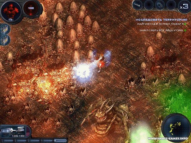 Alien shooter 2 (rus) скачать игру бесплатно.
