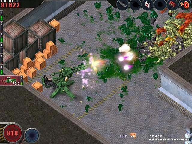 Alien shooter 2: reloaded / alien shooter 2: перезагрузка v1. 0.