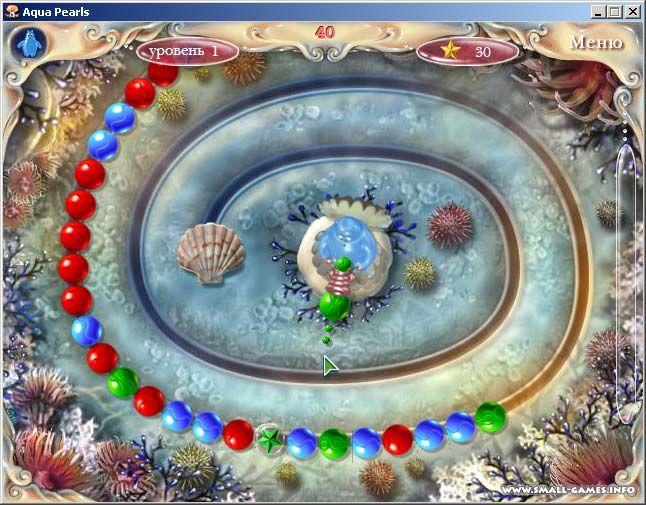Aqua Pearls / Приключения