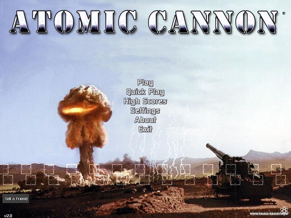Atomic Cannon V2 6
