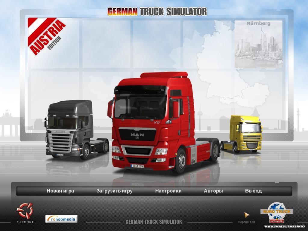 Моды для austrian truck simulator скачать