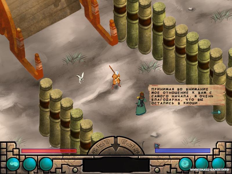 Скачать аватар легенда об аанге торрент игра.