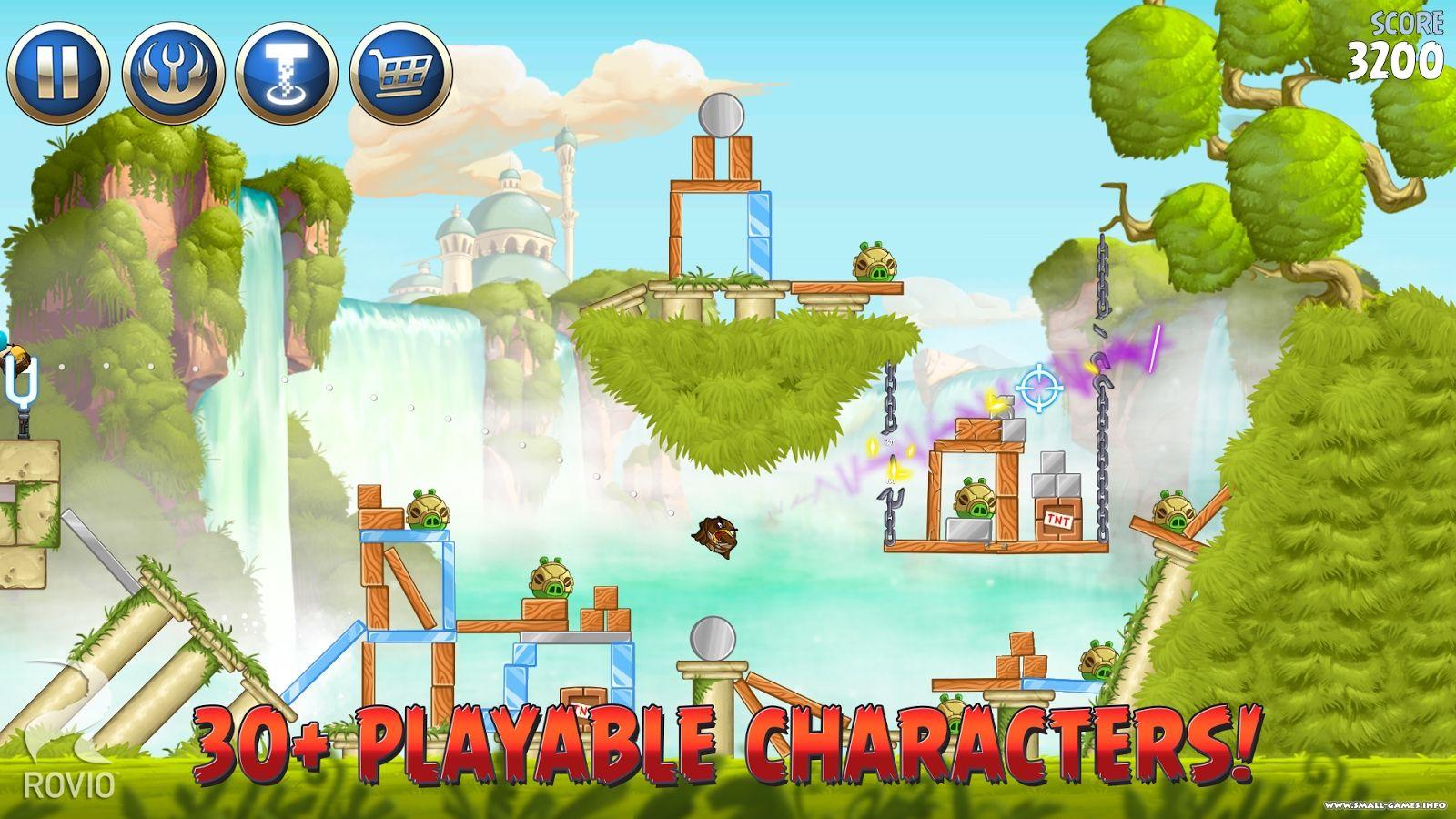 Angry Birds Rio - Полная версия - YouTube