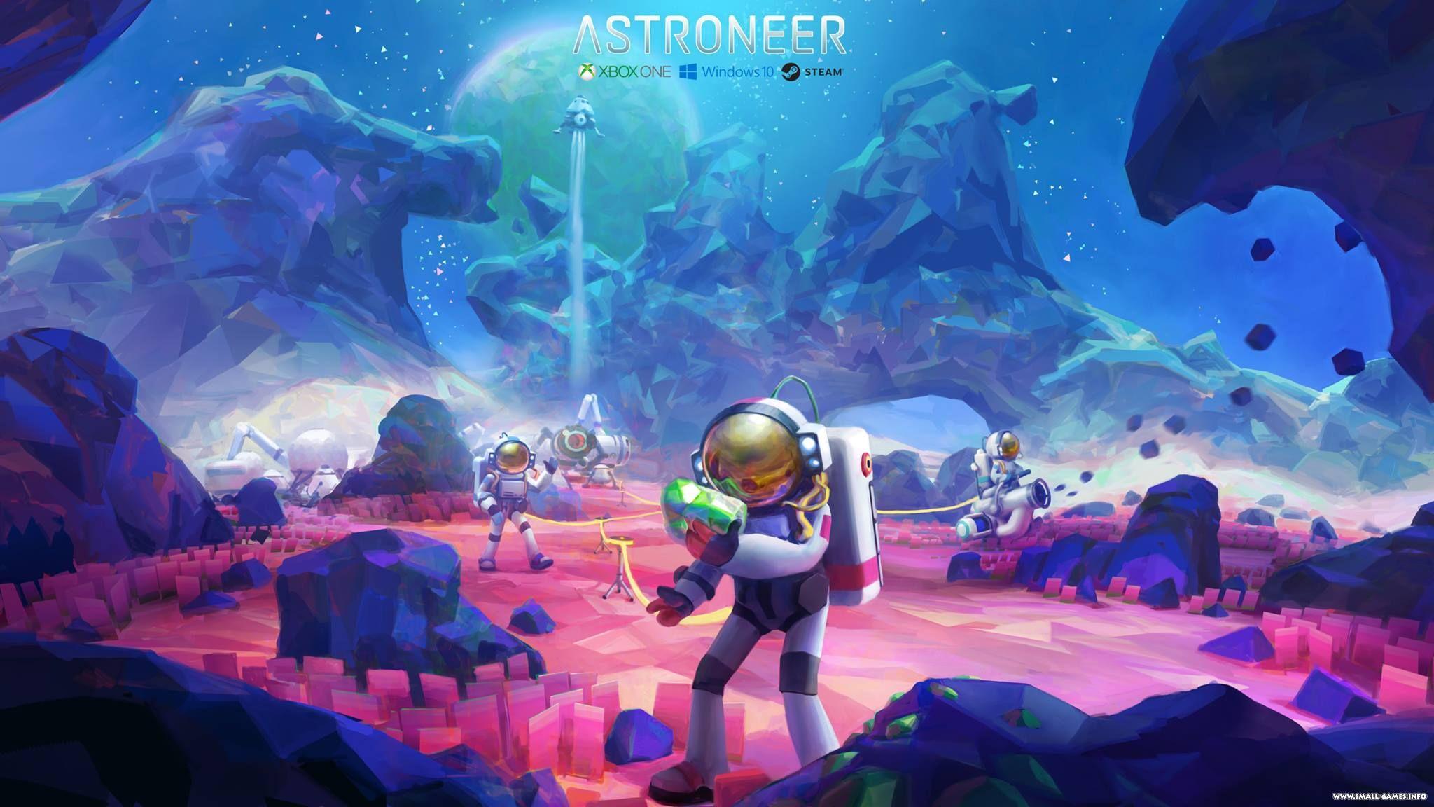Astroneer v1 4 15 0 - торрент, скачать бесплатно полную