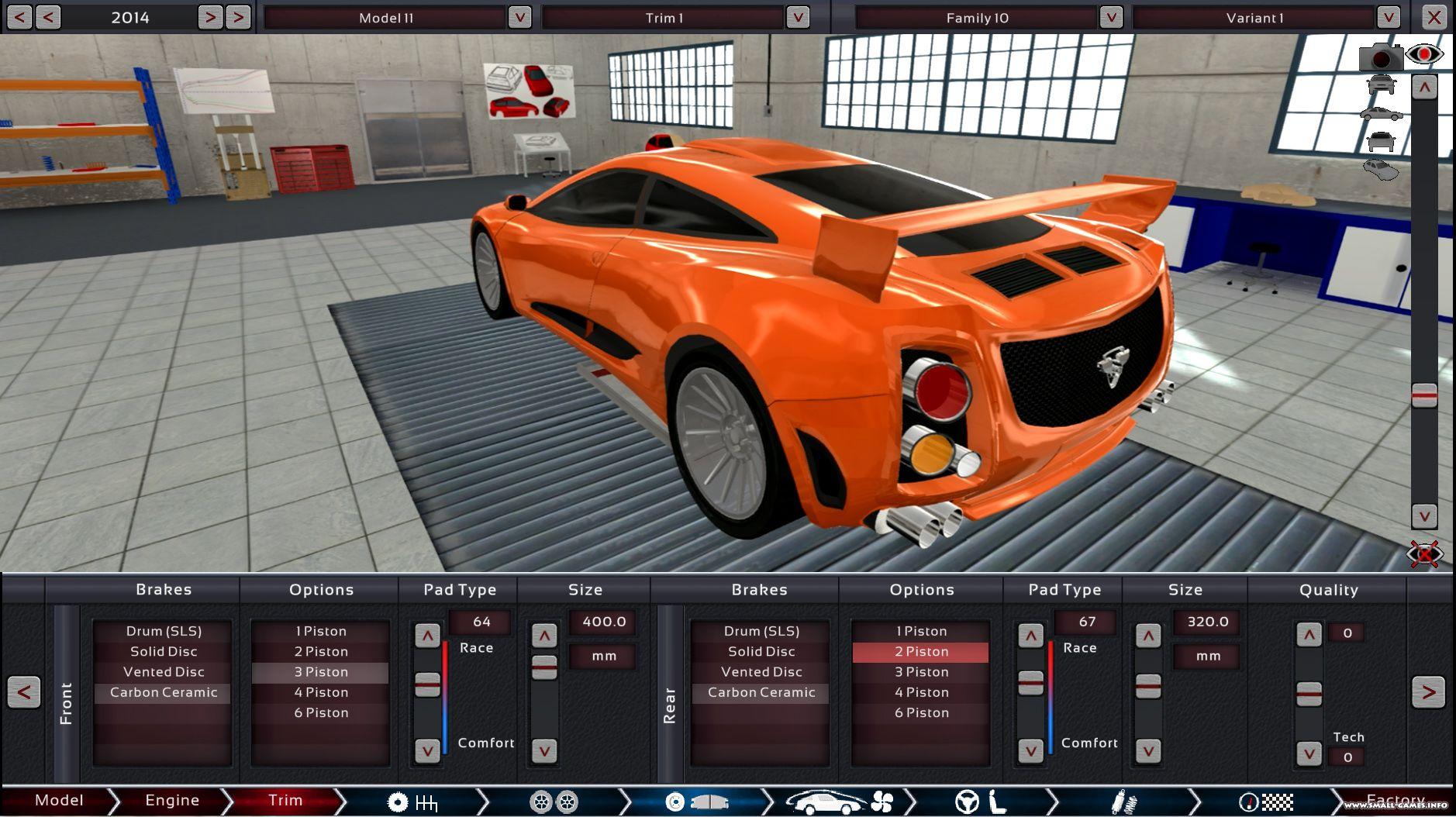 Automation The Car Company Tycoon Game Steam Early