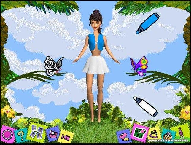 Играть онлайн бесплатно в игры дизайн одежды