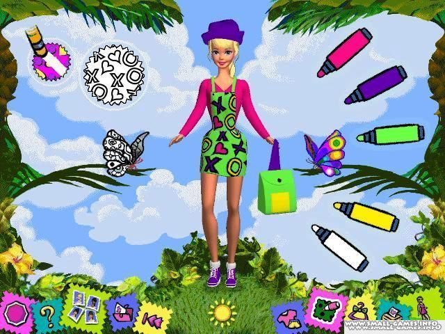 Barbie Fashion Designer Contest - Play The Girl Game Online 65