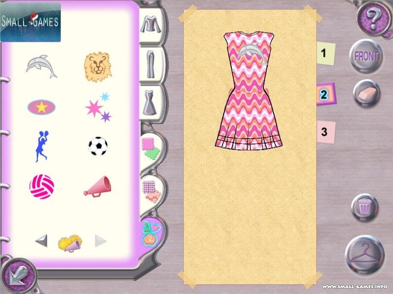 Download Barbie Fashion Show barbie fashion show game being