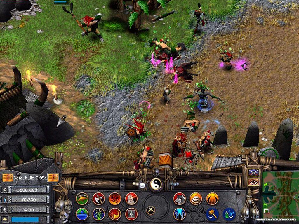 Игру Battle Realms