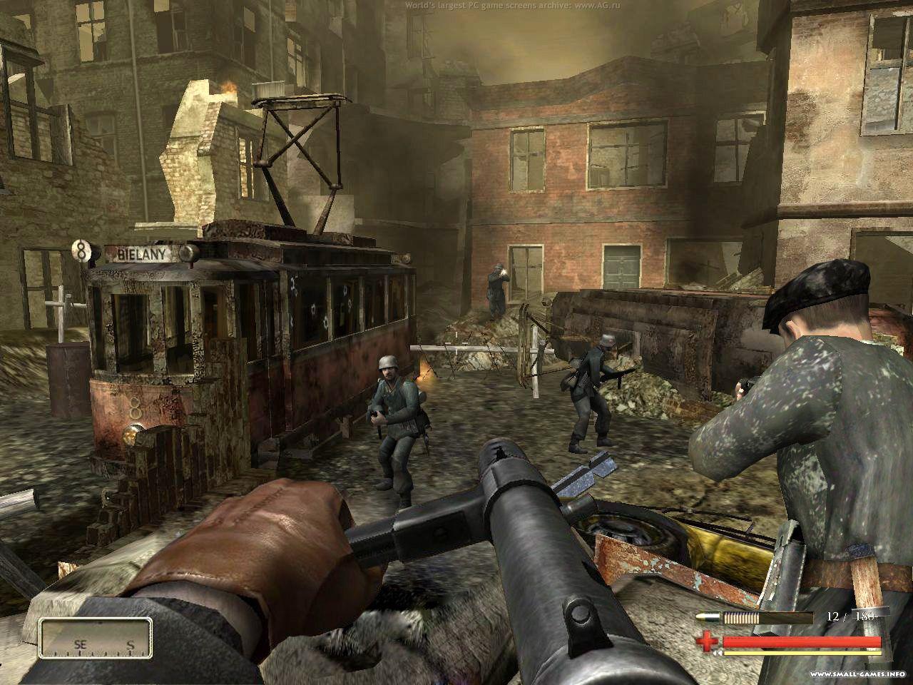 Вторая мировая: военная игра дата выхода, системные требования.