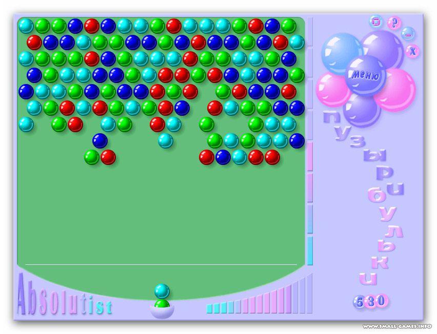 скачать игру пузырьки бульки img-1