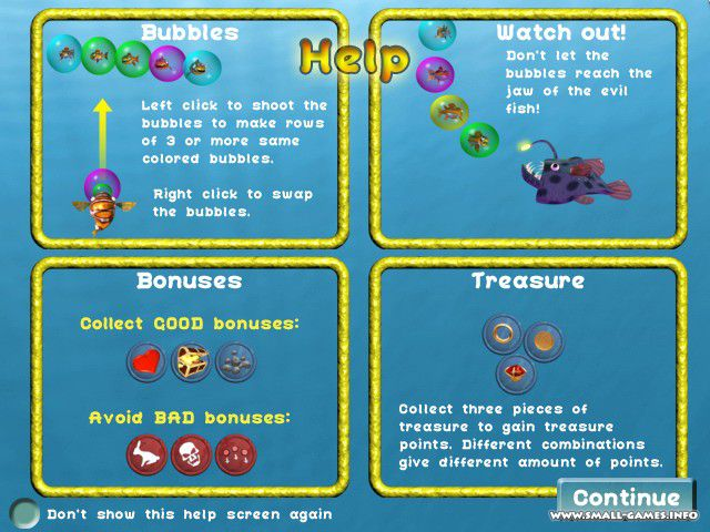 Free to download bubblefish bob for Bubble fish games