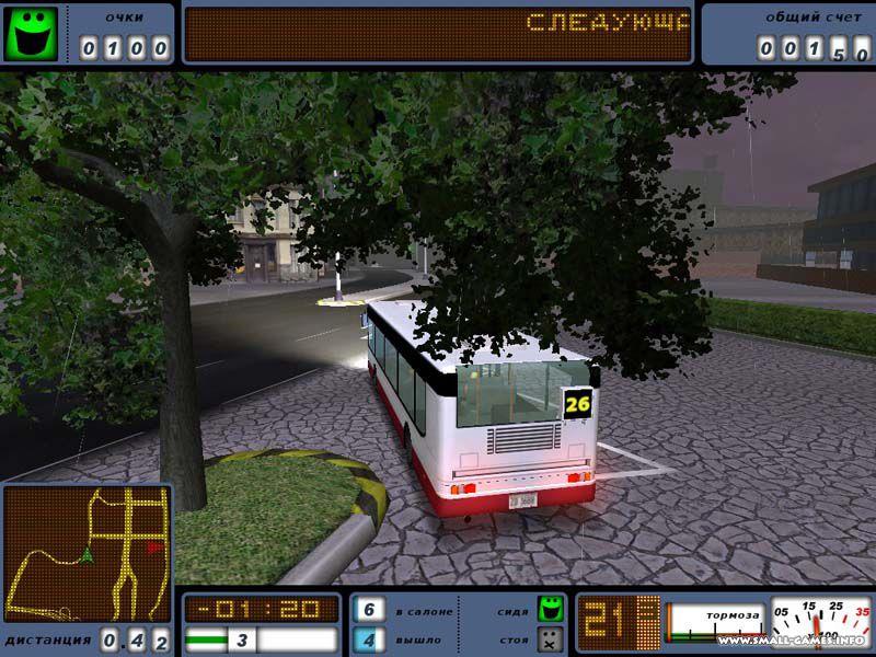 Скачать автобусы bus driver