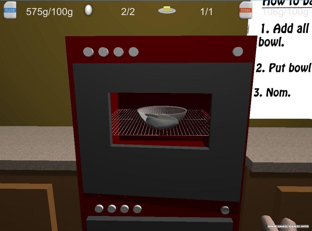 Скачать симулятор торта через торрент