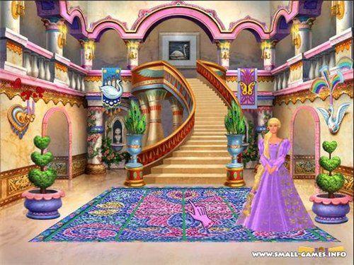 игра барби принцесса рапунцель скачать - фото 8