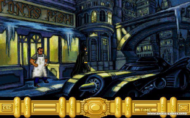Скачать игры batman полная антология