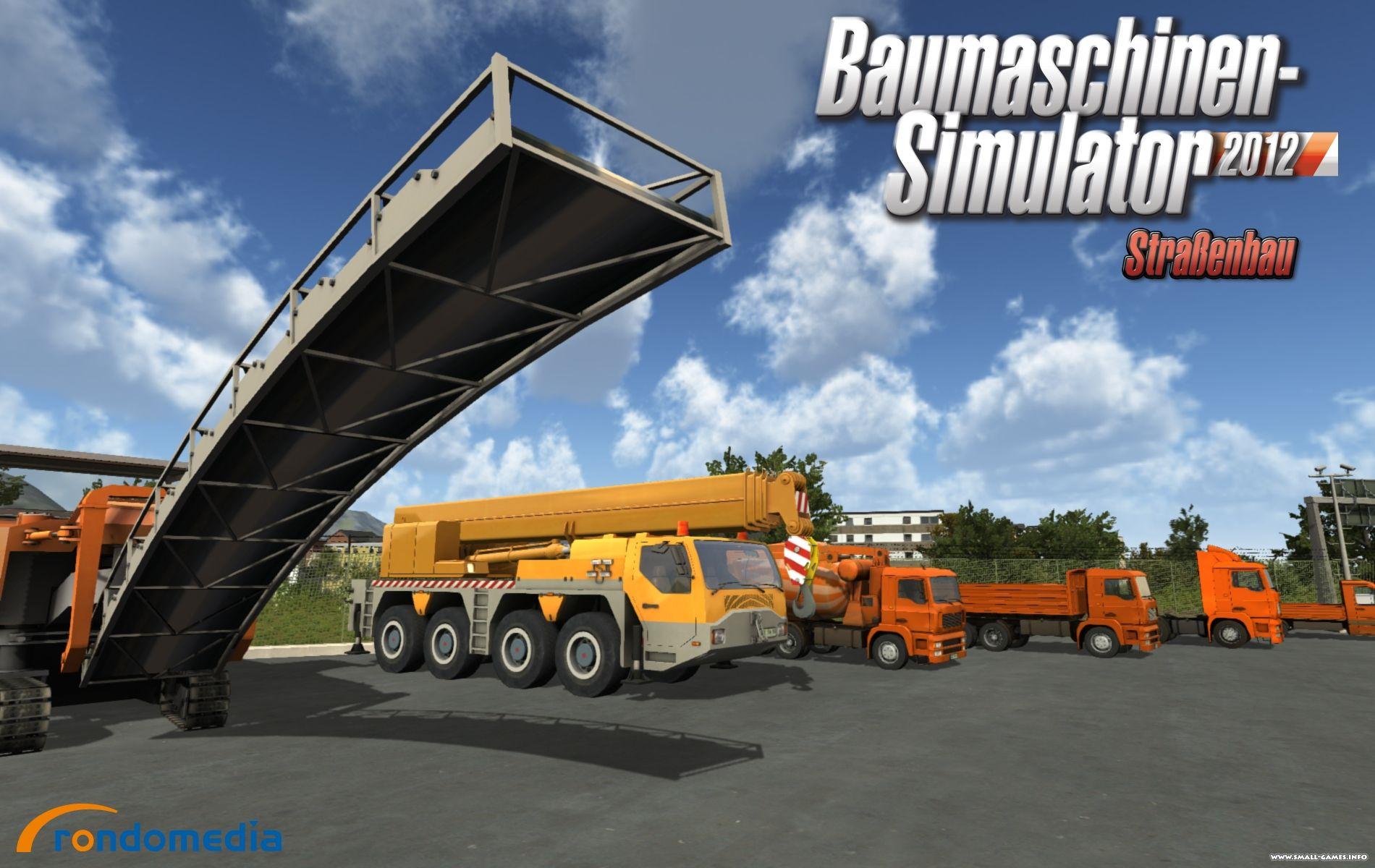 Скачать через торрент симулятор строительства дорог