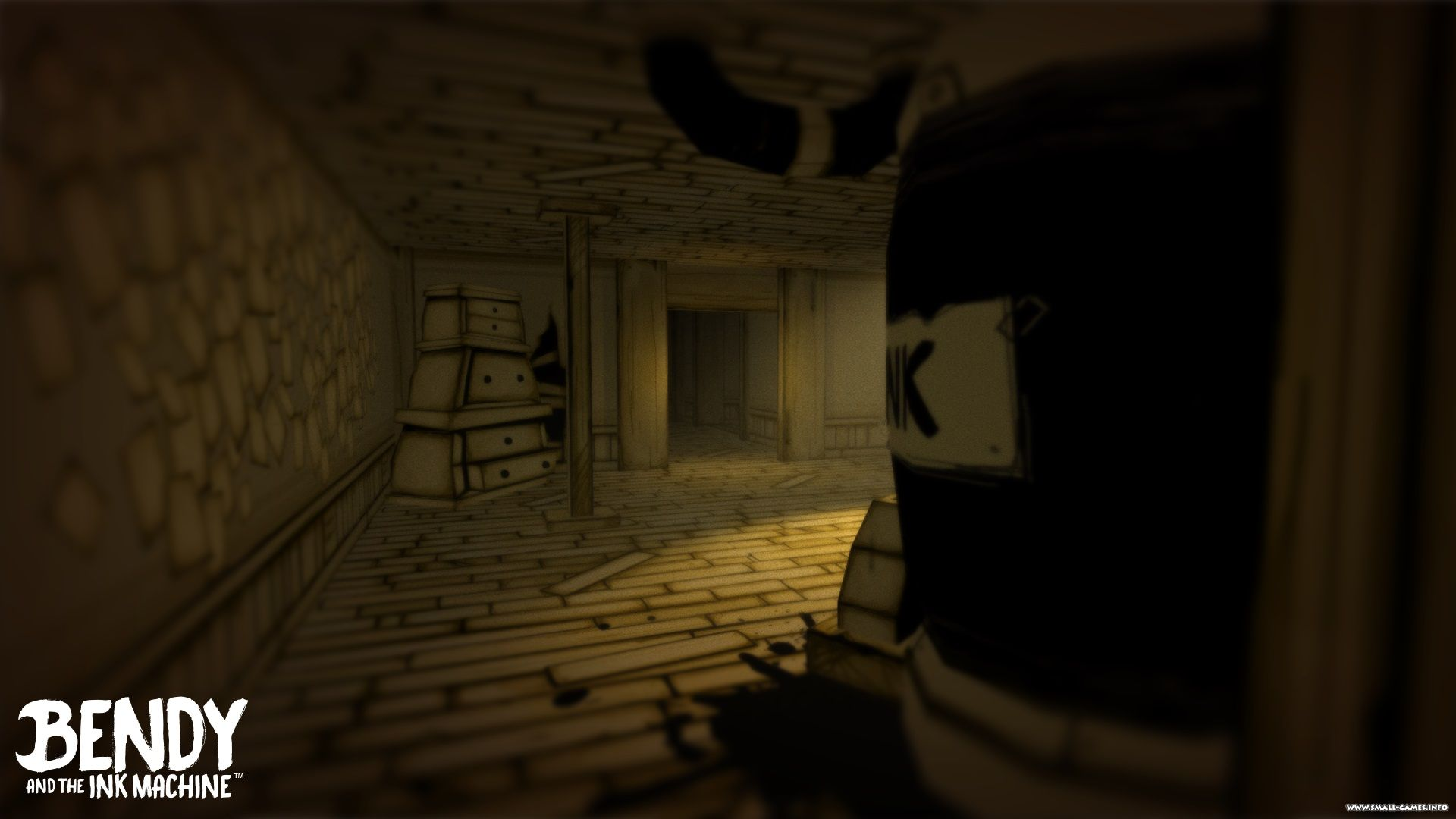 bendy and the ink machine plot