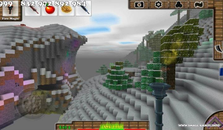Игра майнкрафт история блоков играть