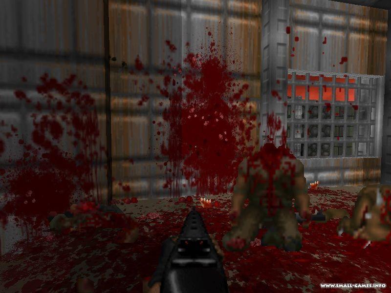Brutal Doom v21 RC8 - торрент, скачать бесплатно игру
