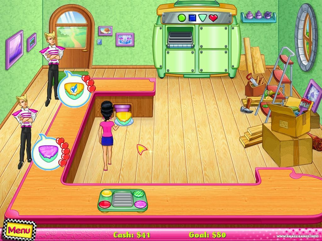 Cake Mania: Celebrity Chef for Android - GameFAQs