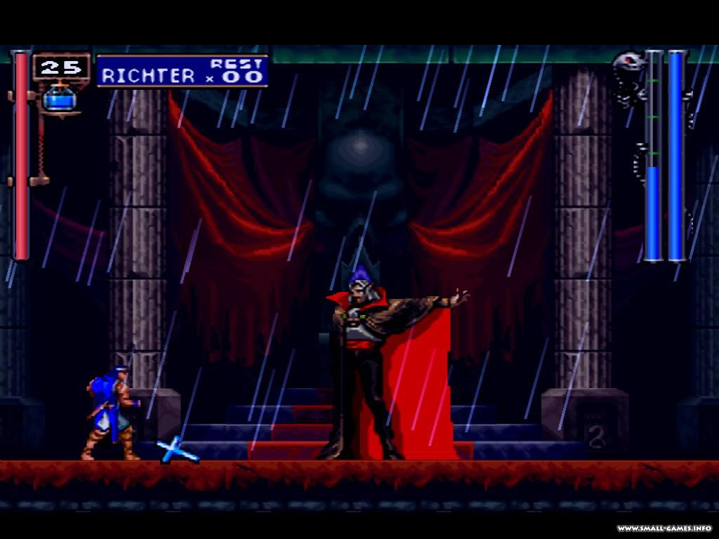 Скачать торрент castlevania symphony of the night.