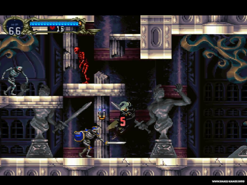 Download castlevania symphony of the night portável