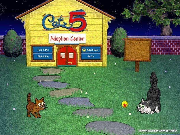 Скачать игра cats 5