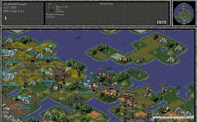 игра цивилизация 2 русская версия скачать бесплатно - фото 5