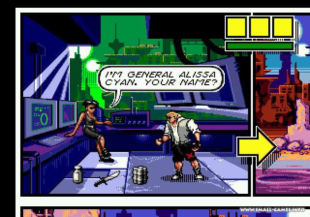 комикс зон скачать игру на компьютер - фото 6