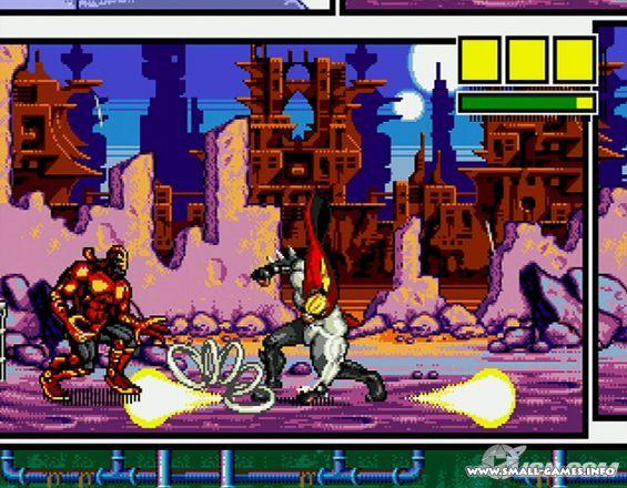комикс зон скачать игру на компьютер - фото 8