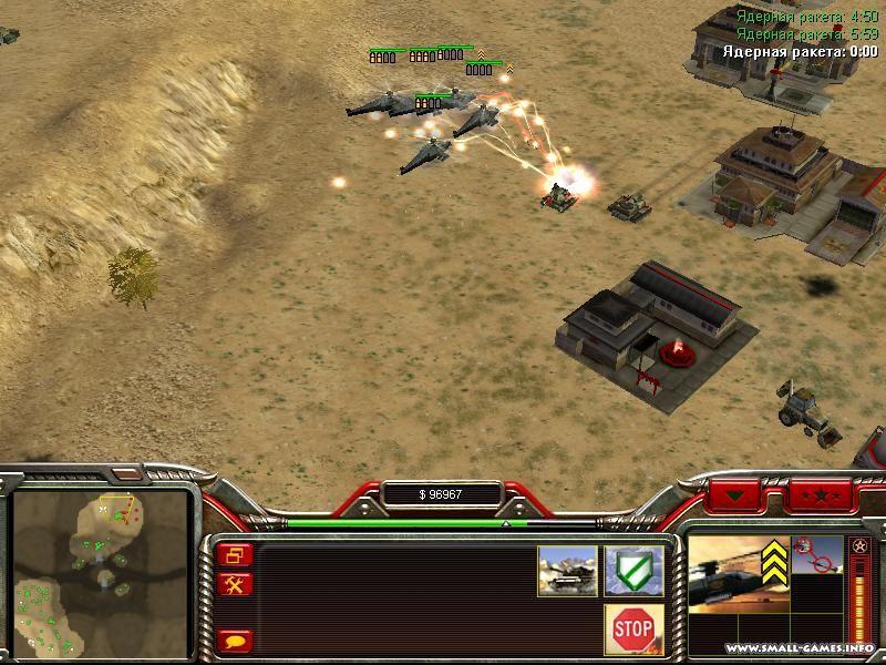 Generals Desert Storm 2 Скачать