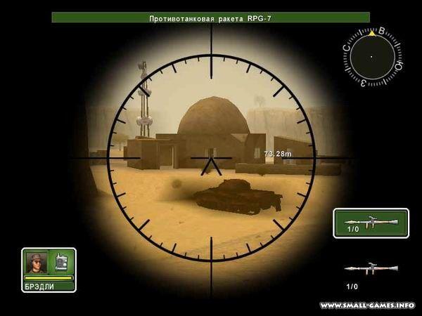 Скачать Игру Conflict Desert Storm 2