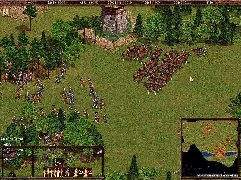 как открыть сообщение в игре казаки снова война