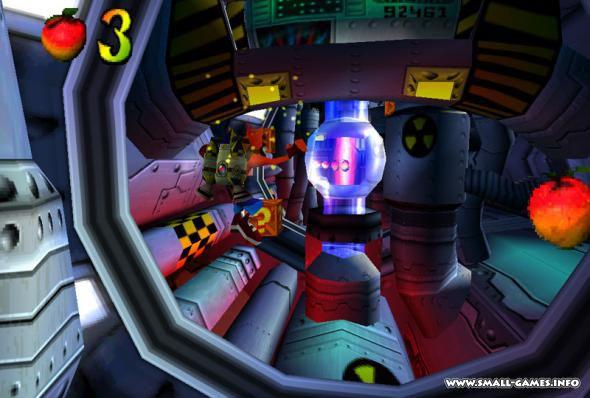 Crash Bandicoot 2: Cortex Strikes Back - скачать бесплатно полную версию