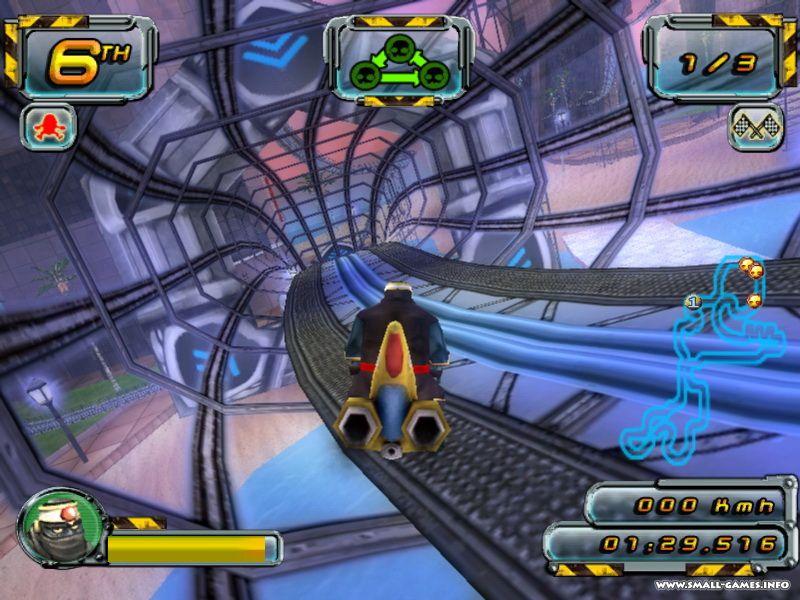 Играть онлайн бесплатно в crazy frog гонки игры стрелялки на двоих скачать онлайн