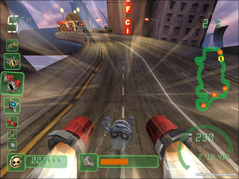 Crazy frog racer (rus) скачать игру бесплатно.