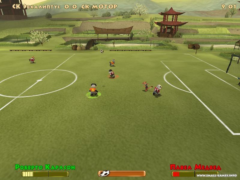 Убойный футбол скачать игру бесплатно.