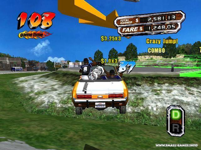 taxi 3 игра на пк