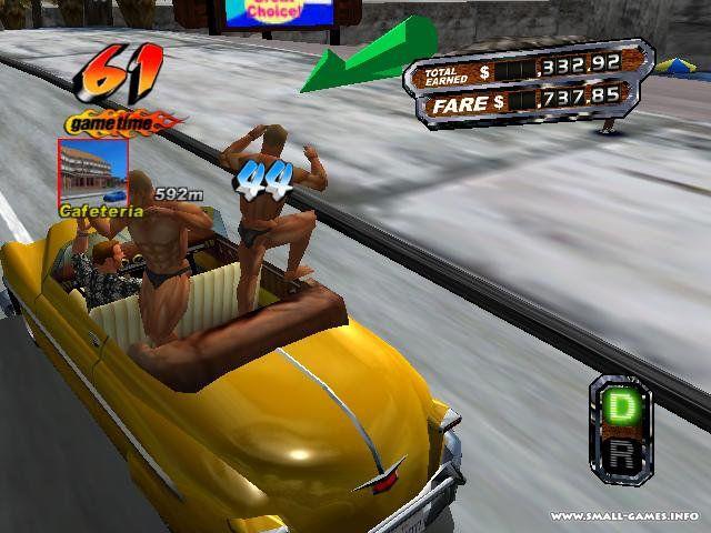 Игру Такси 5