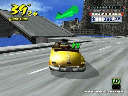 Crazy taxi / безумное такси скачать бесплатно полную версию.