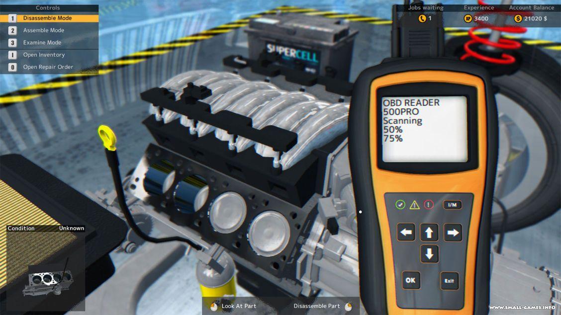 Скачать игру car mechanic simulator на андроид