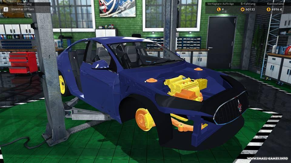 Скачать Русификатор для Car Mechanic Simulator 2015