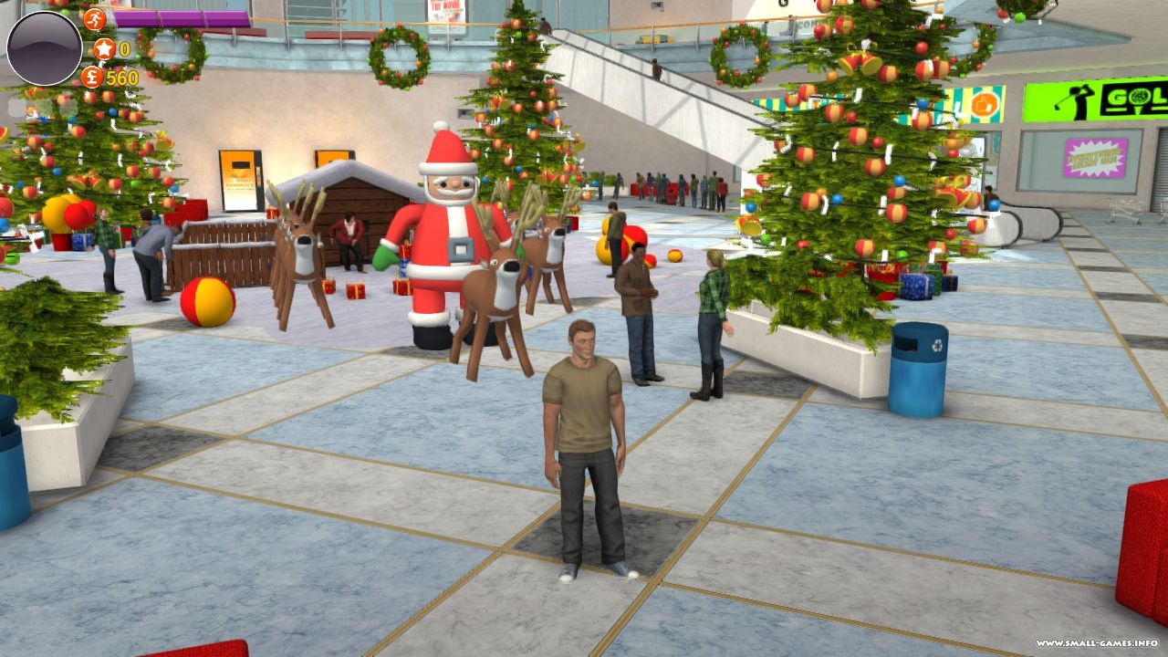 Christmas Shopper Simulator v1.0 - скачать игру