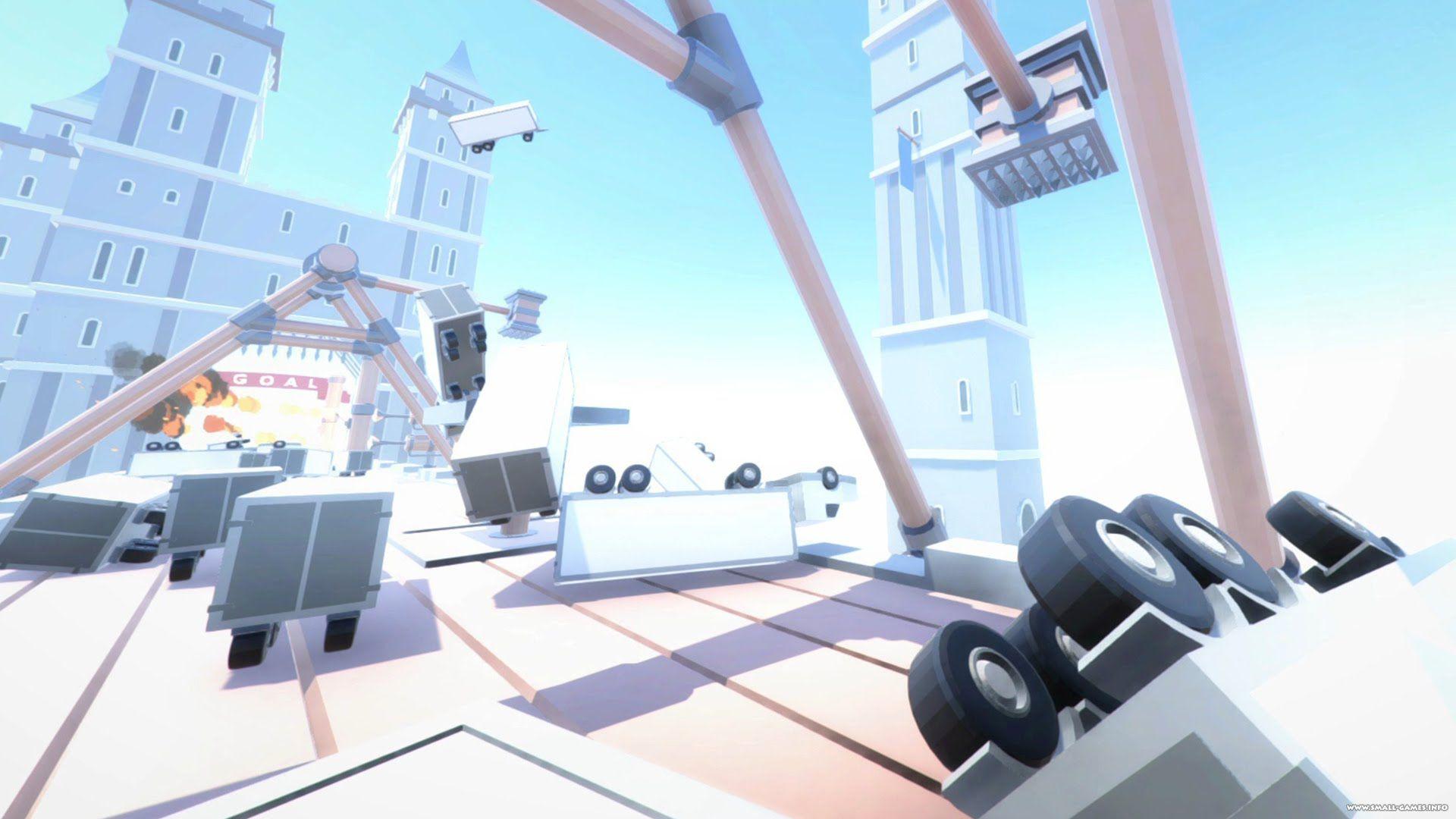 Скачать игру clustertruck для pc через торрент gamestracker. Org.